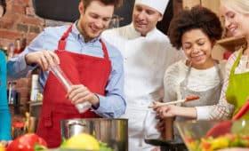 Cours de Français Standard et Cours de Cuisine à Montpellier